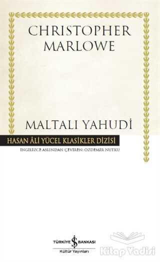 İş Bankası Kültür Yayınları - Maltalı Yahudi