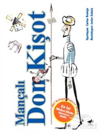 Sarıgaga Yayıncılık - Mançalı Don Kişot