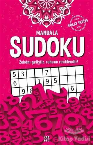 Dokuz Yayınları - Mandala Sudoku - Kolay Seviye