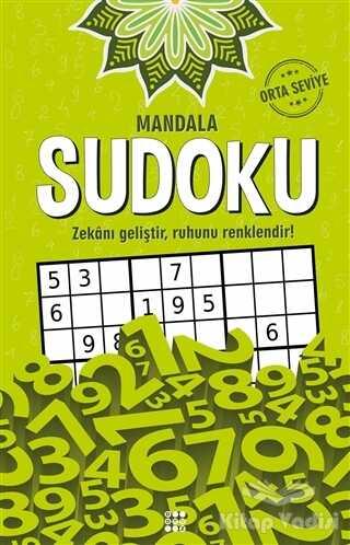 Dokuz Yayınları - Mandala Sudoku - Orta Seviye