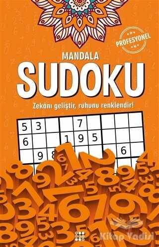 Dokuz Yayınları - Mandala Sudoku - Profesyonel