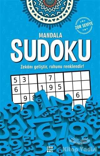 Dokuz Yayınları - Mandala Sudoku - Zor Seviye