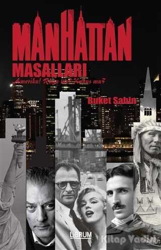 Librum Kitap - Manhattan Masalları