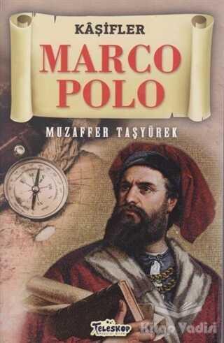 Teleskop Popüler Bilim - Marco Polo - Kaşifler