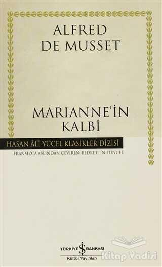 İş Bankası Kültür Yayınları - Marianne'in Kalbi