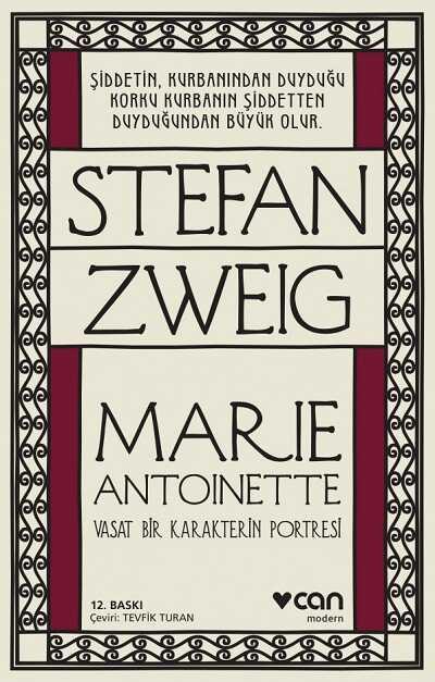 Can Yayınları - Marie Antoinette