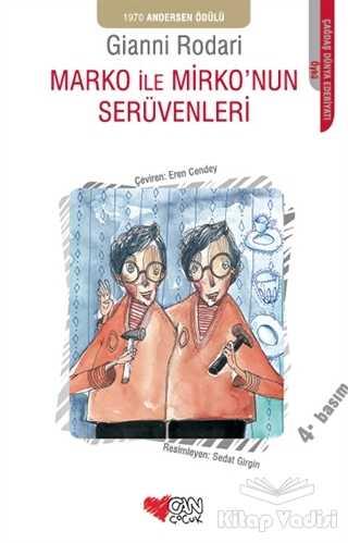 Can Çocuk Yayınları - Marko ile Mirko'nun Serüvenleri