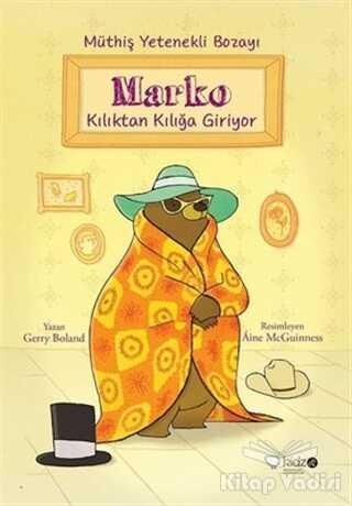 Redhouse Kidz Yayınları - Marko Kılıktan Kılığa Giriyor