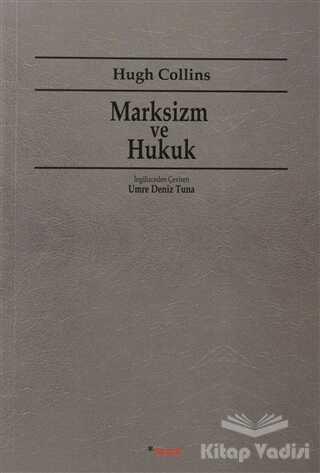 Dipnot Yayınları - Marksizm ve Hukuk