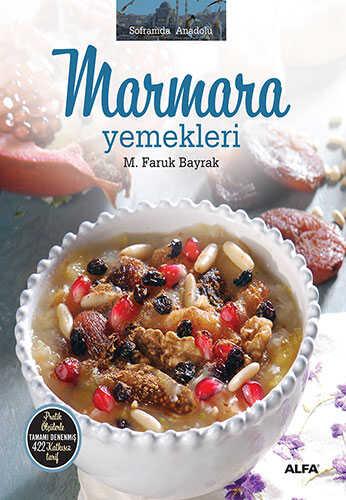 Alfa Yayınları - Marmara Yemekleri
