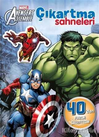 Beta Kids - Marvel Avengers Assemble: Çıkartma Sahneleri