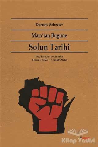 Dipnot Yayınları - Marx'tan Bugüne Solun Tarihi