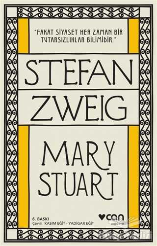 Can Yayınları - Mary Stuart