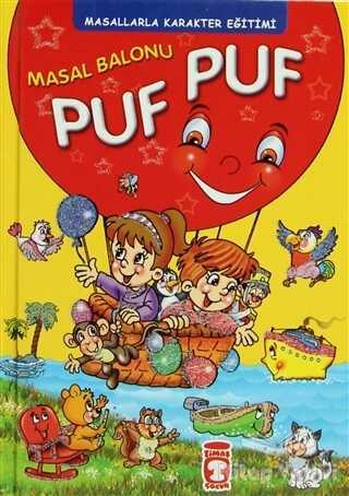 Timaş Çocuk - Masal Balonu Puf Puf