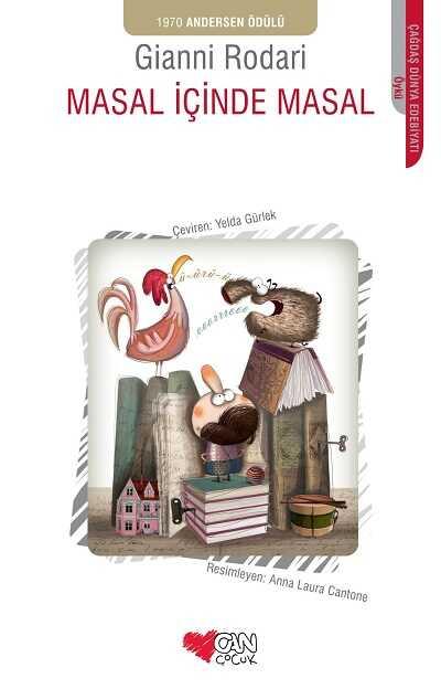 Can Çocuk Yayınları - Masal İçinde Masal
