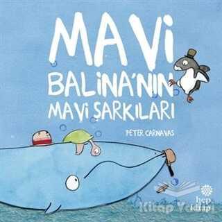 Hep Kitap - Mavi Balina'nın Mavi Şarkıları