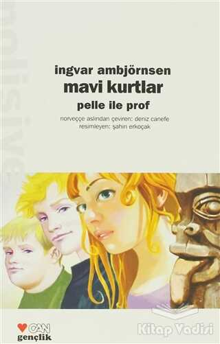Can Çocuk Yayınları - Mavi Kurtlar