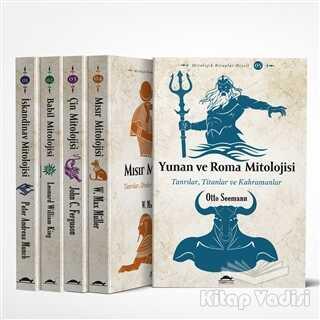 Maya Kitap - Maya Mitolojik Kitaplar Seti (5 Kitap Takım)