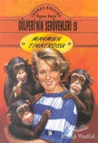 Say Çocuk - Maymun Tiyatrosu