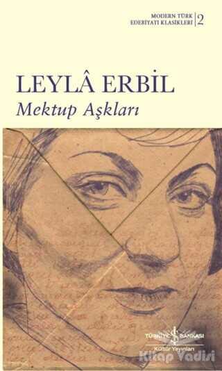 İş Bankası Kültür Yayınları - Mektup Aşkları