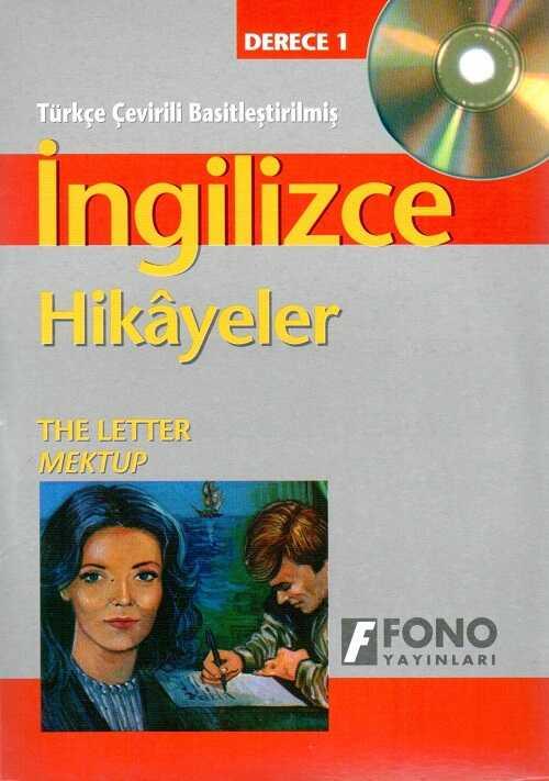 Fono Yayınları - Mektup (derece 1-A) (CD'li)