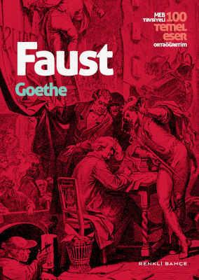 Renkli Bahçe Yayınları - Faust - Renkli Bahçe