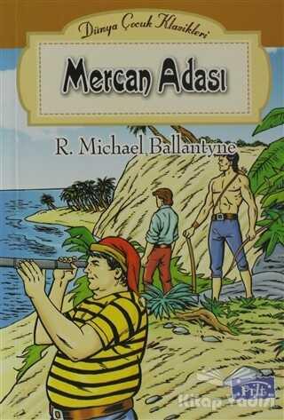 Parıltı Yayınları - Mercan Adası