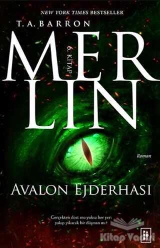 Parodi Yayınları - Merlin - Avalon Ejderhası 6. Kitap
