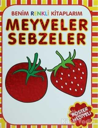 Parıltı Yayınları - Meyveler - Sebzeler