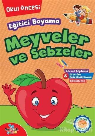 Sancak Çocuk - Meyveler ve Sebzeler