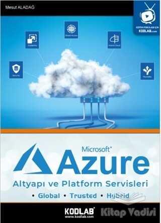 Kodlab Yayın Dağıtım - Microsoft Azure Altyapı ve Platform Servisleri