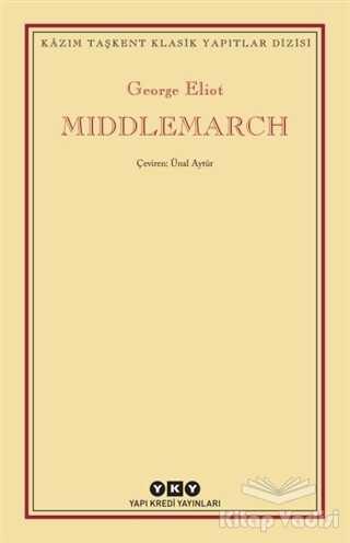 Yapı Kredi Yayınları - Middlemarch