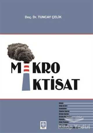Ekin Basım Yayın - Akademik Kitaplar - Mikro İktisat