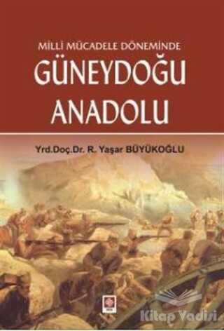 Ekin Basım Yayın - Akademik Kültür Kitaplar - Milli Mücadele Döneminde Güneydoğu Anadolu