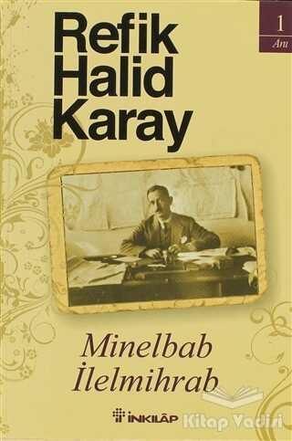 İnkılap Kitabevi - Minelbab İlelmihrab