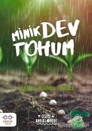 Cezve Kitap - Minik Dev Tohum