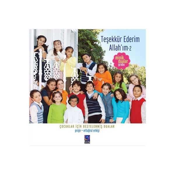Hepsi Çocuk Yayınevi - Minik Dualar Grubu - Teşekkür Ederim Allah'ım 2