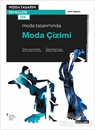 Literatür Yayıncılık - Moda Tasarımında Moda Çizimi