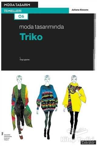 Literatür Yayıncılık - Moda Tasarımında Triko