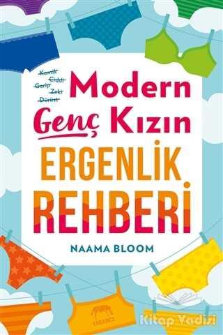 Yabancı Yayınları - Modern Genç Kızın Ergenlik Rehberi