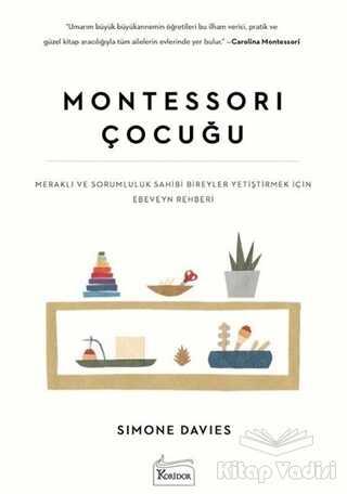 Koridor Yayıncılık - Montessori Çocuğu