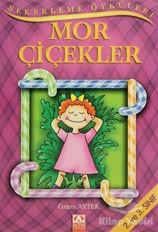 Altın Kitaplar - Çocuk Kitapları - Mor Çiçekler