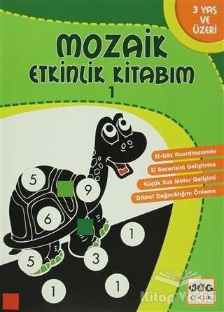 Nar Yayınları - Mozaik Etkinlik Kitabım - 1