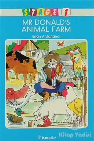 İnkılap Kitabevi - Mr Donald's Animal Farm