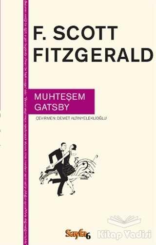 Sayfa6 Yayınları - Muhteşem Gatsby