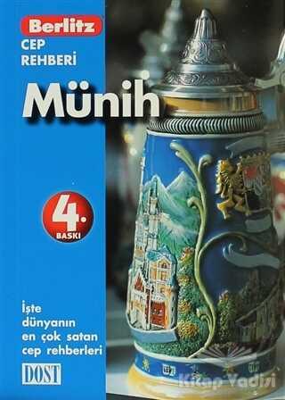 Dost Kitabevi Yayınları - Münih Cep Rehberi
