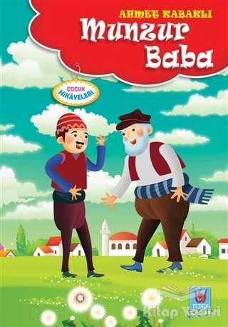 Türk Edebiyatı Vakfı Yayınları - Munzur Baba