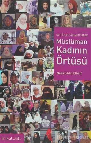 İnkılab Yayınları - Müslüman Kadının Örtüsü