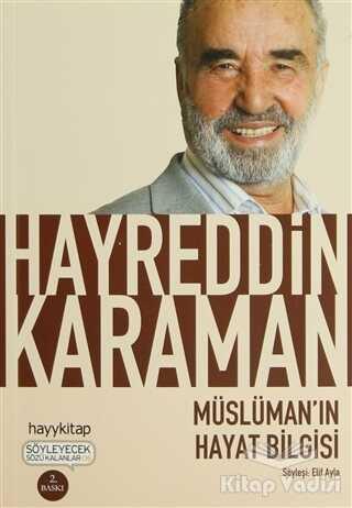 Hayykitap - Müslüman'ın Hayat Bilgisi