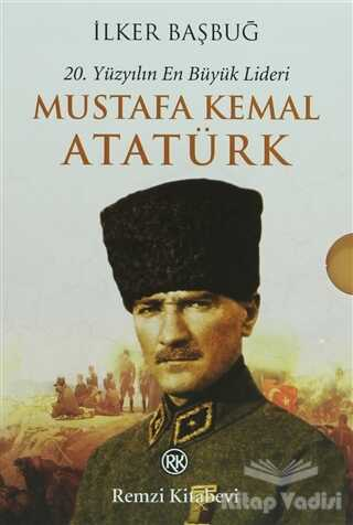 Remzi Kitabevi - Mustafa Kemal Atatürk (2 Cilt Takım)